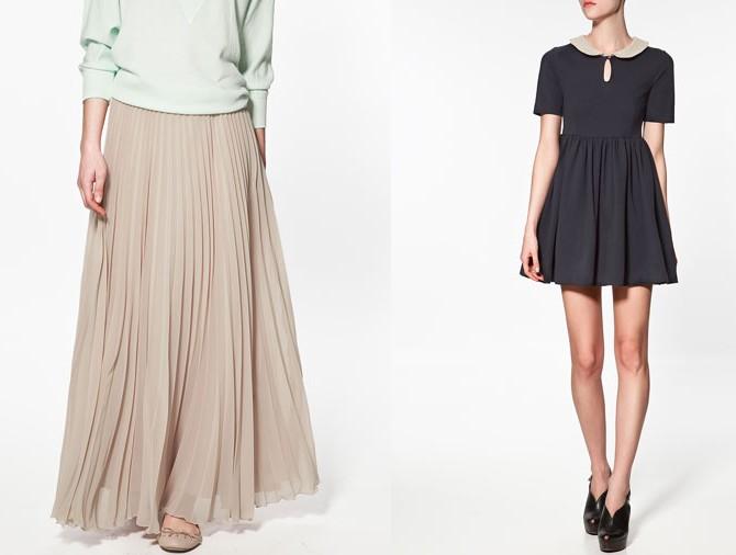 Robes zara nouvelle collection - Nouvelle collection zara ...