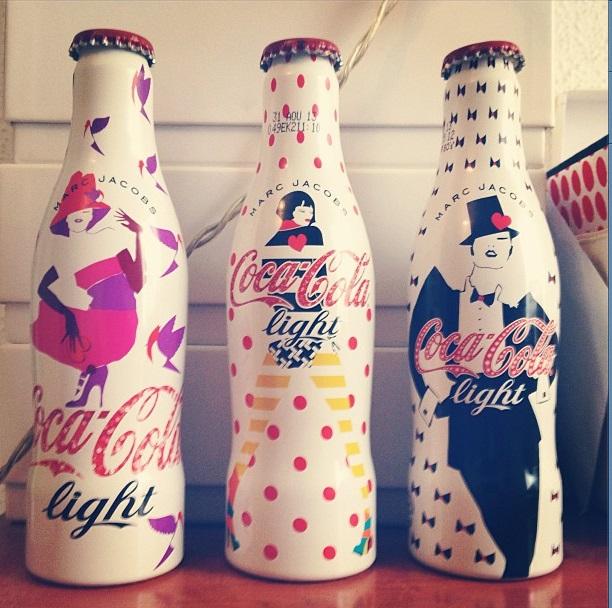 Coca x Marc jacobs